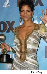 Halle Berry at the NAACP Image Awards