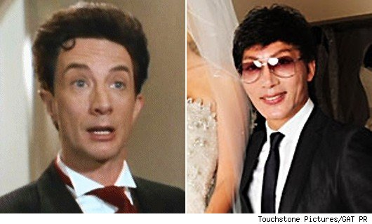 Remember The Outrageous Over Top Wedding Planner Franck Martin Short In Father Of Bride Even Though He Seems Too Fabulous To Be True