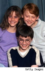 'Harry Potter and the Sorcerer's Stone' Cast