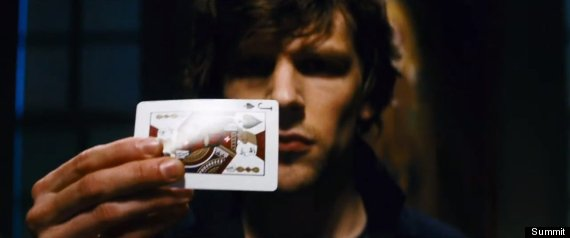 'Now You See Me' Trailer: The Closer You Think You Are ...