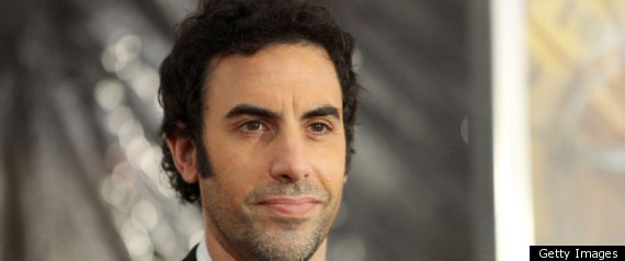 sacha baron cohen banned from oscars for possible
