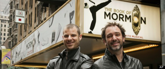 a review of the book of mormon a musical by matt stone robert lopez and trey parker Chicago tribune critic chris jones reviews the book of mormon  trey parker, matt stone, robert lopez  review: the book of mormon the musical.