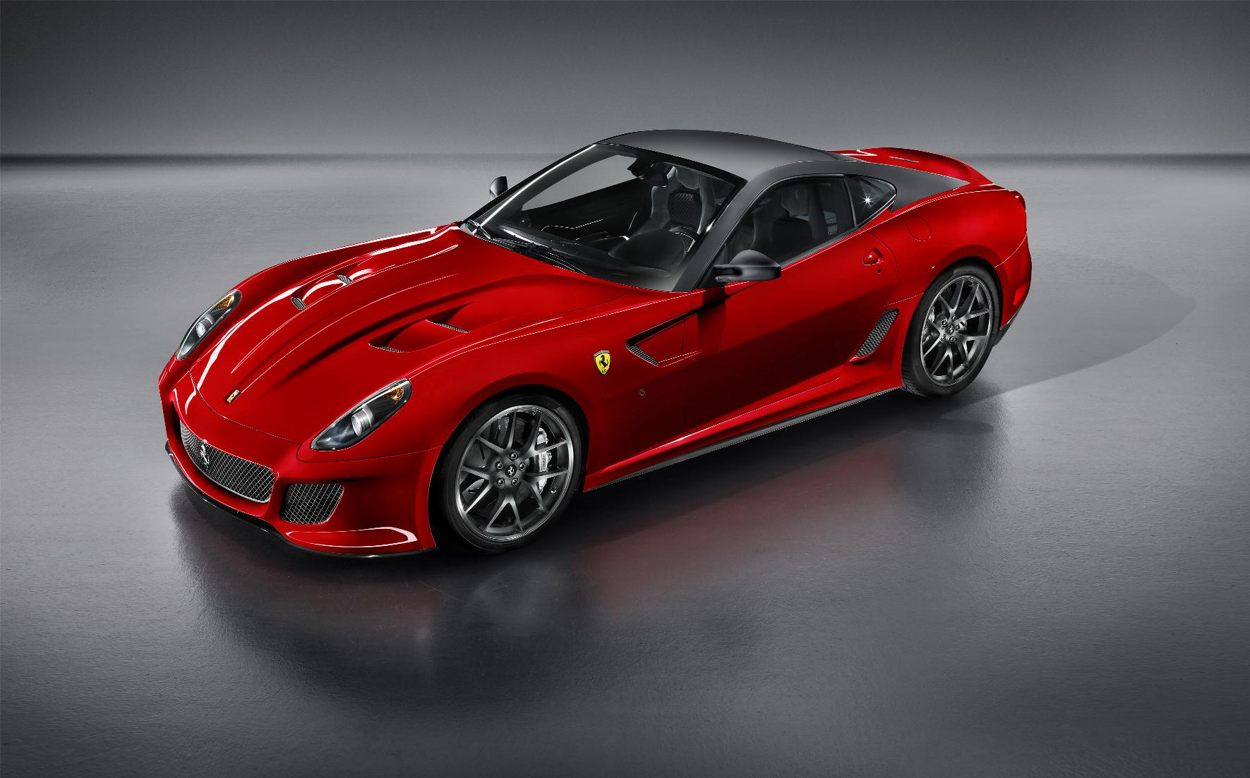Ferrari reveals its fastest ever road car - AOL