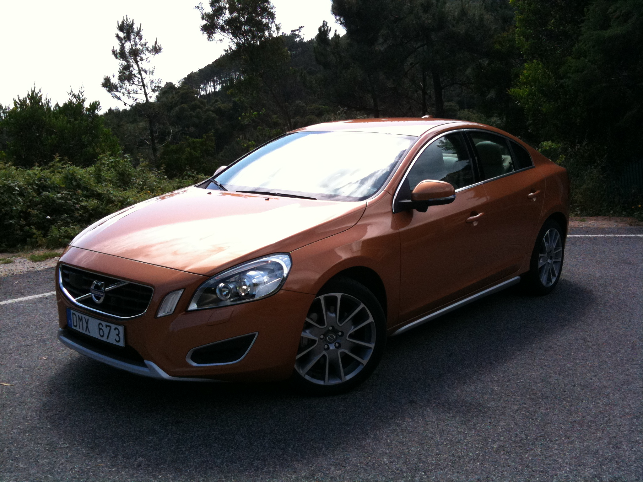 Live from the launch: Volvo S60 - AOL UK Cars