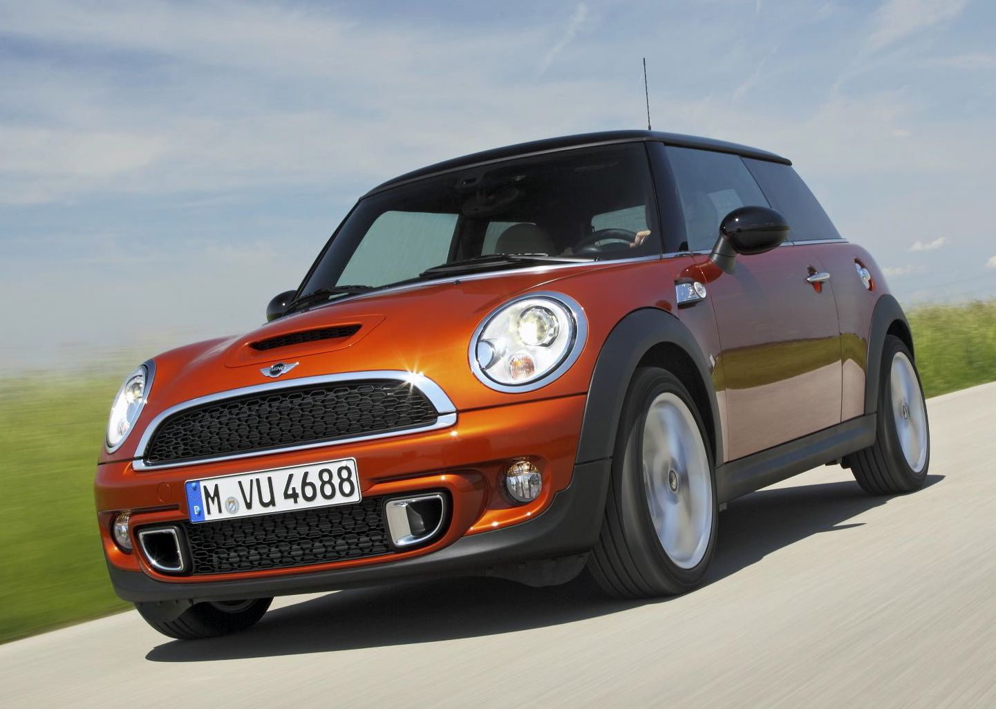 Refreshed Mini Now Tax Free Thanks To New Bmw Diesel Engine Aol