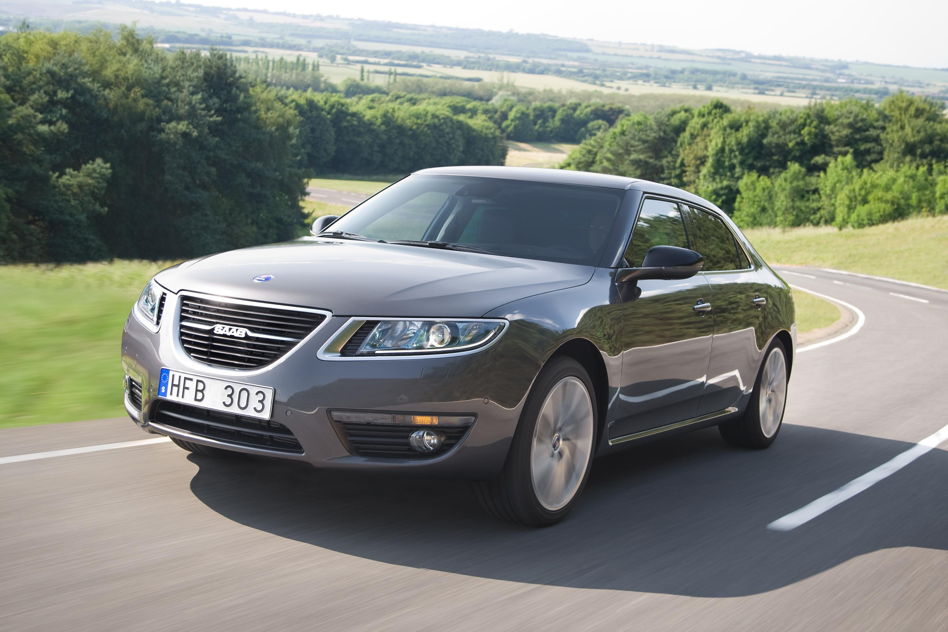 Live from the launch: Saab 9-5 on the road - AOL UK News