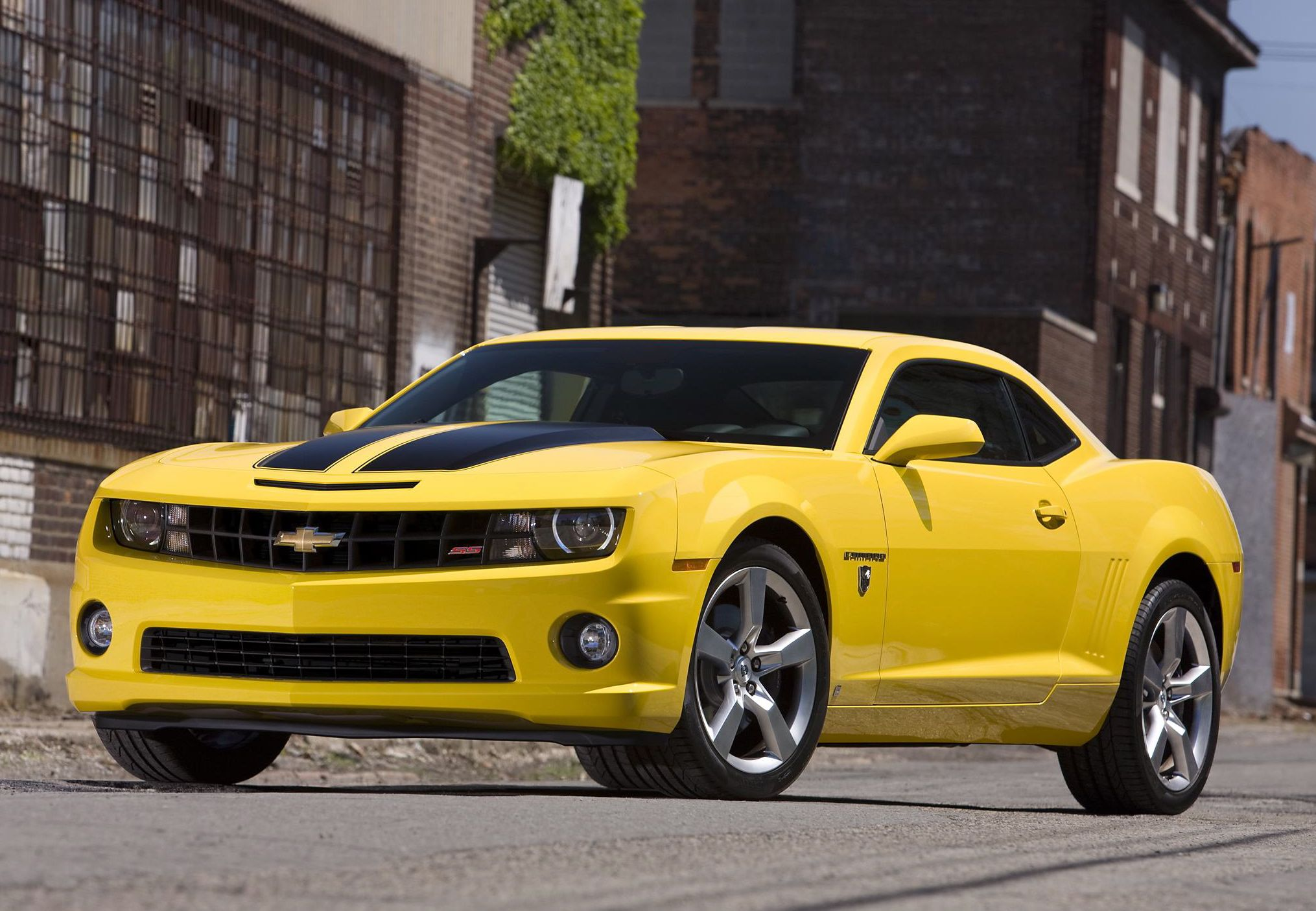 Chevrolet Camaro coming to the UK in 2011 - AOL UK Cars