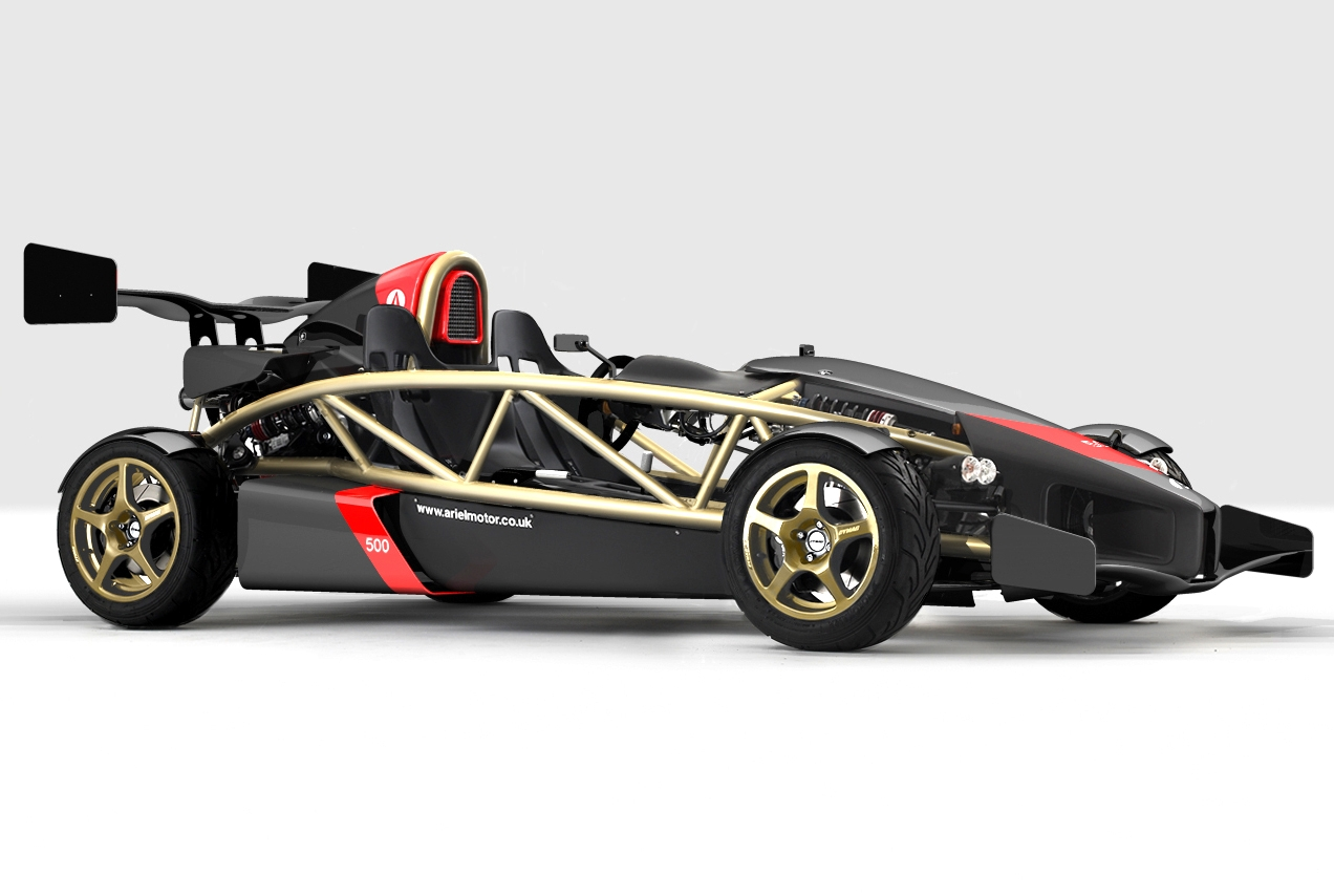 Ariel Atom V8 Gets Race Car Pace And A Price Tag To Match Aol Uk