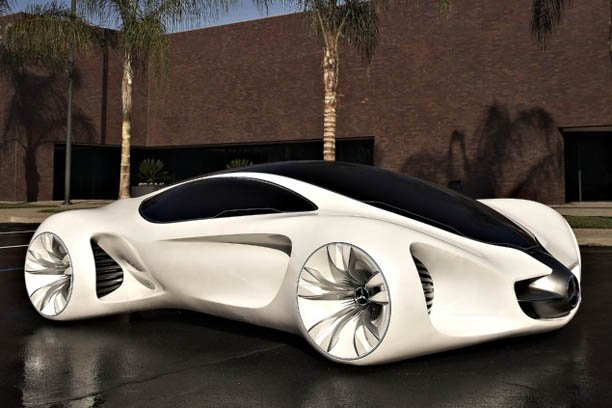 Merc unleashes stunning biome concept aol uk cars for Nice mercedes benz cars