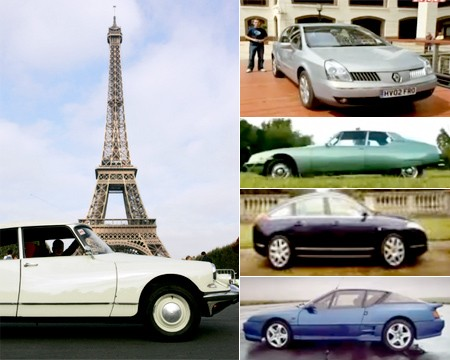 Autoroute Greats Five Cool French Cars AOL UK Cars - Cool french cars