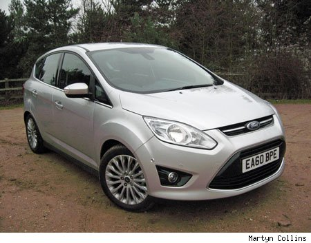 On Test Ford C Max 1 6 Ti Vct Anium