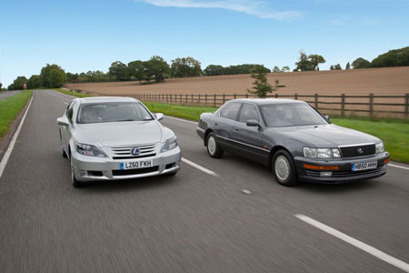 Lexus Is Curly Celebrating 20 Years In The Uk To Mark Day When Anese Brand Arrived With Just One Model And A Car Advert That
