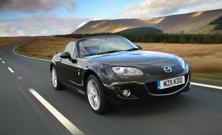 Mazda Releases Special Edition Kendo MX AOL UK Cars - Small sports cars for sale