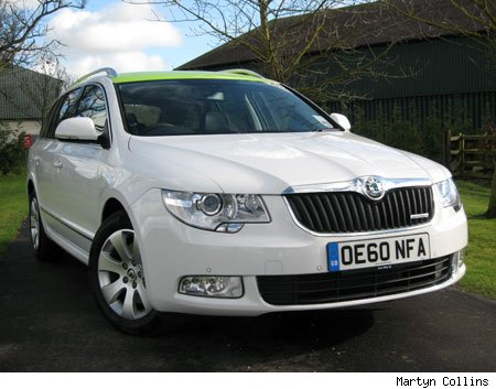first drive skoda superb greenline ii elegance estate aol uk news. Black Bedroom Furniture Sets. Home Design Ideas