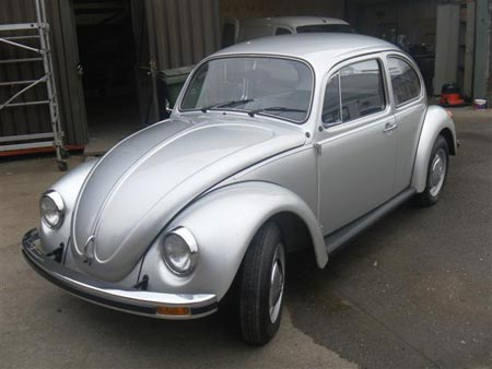 Original Vw Beetle With Just 47 Miles Goes On Sale Aol