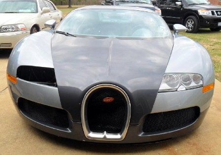 For Sale Bugatti Veyron Slight Water Damage Spares Or Repair