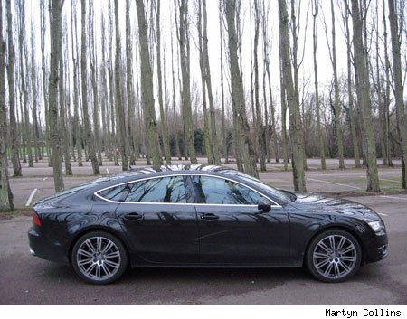 Road test Audi A7 30 TDi SE Quattro  AOL UK Cars