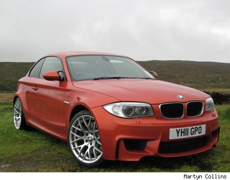 First drive: BMW 1-Series M Coupe - AOL