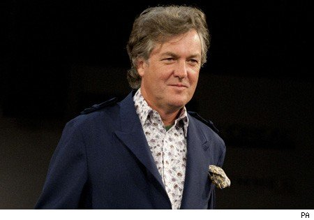 top gear 39 s james may hits the catwalk aol uk cars. Black Bedroom Furniture Sets. Home Design Ideas
