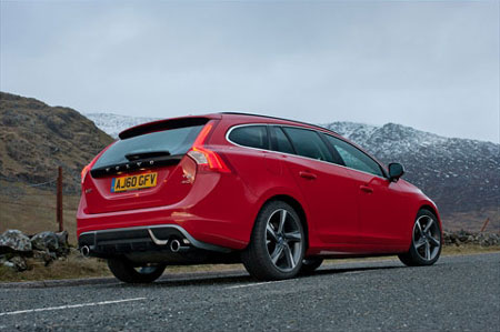 road test volvo v60 t3 r design premium aol uk cars. Black Bedroom Furniture Sets. Home Design Ideas