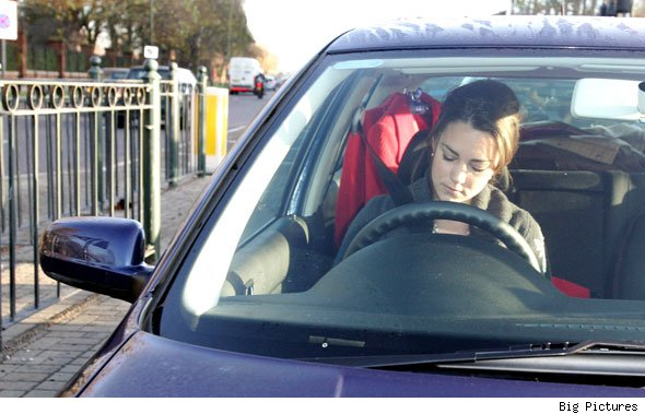 Image result for kate middleton driving