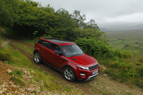Evoque named Women's Car of the Year