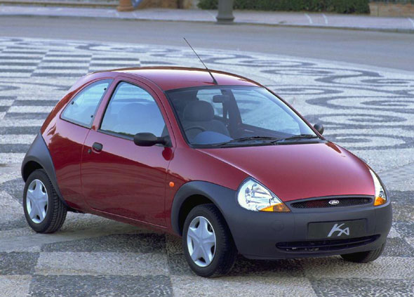 Ford Ka Least Likely To Be Stolen Aol Uk Cars