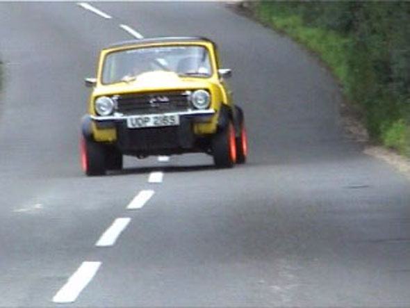 Does A Rover V8 And Classic Mini Mix Aol