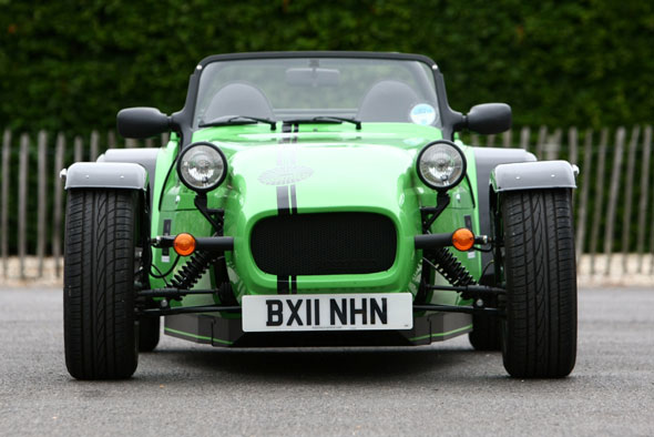 Electric Caterham