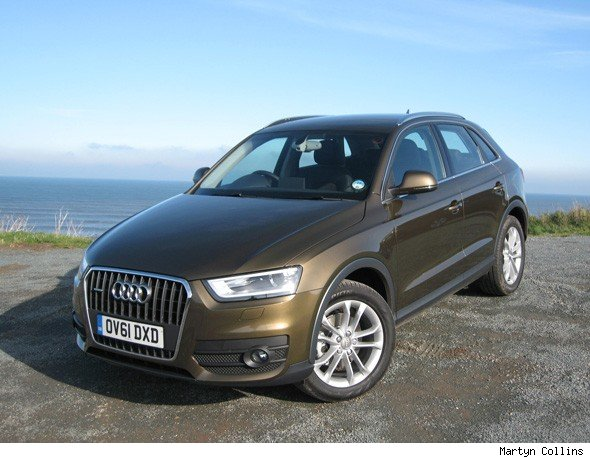 audi q3 first drive aol. Black Bedroom Furniture Sets. Home Design Ideas