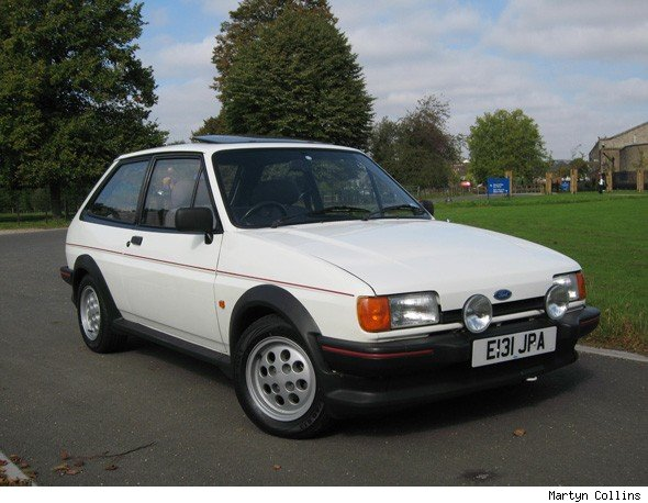 memories inspired when reacquainted with ford fiesta xr2 aol. Black Bedroom Furniture Sets. Home Design Ideas