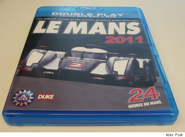 review le mans 2011 blu ray aol. Black Bedroom Furniture Sets. Home Design Ideas