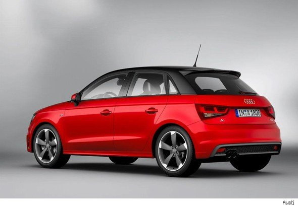 If the three door Audi A1 appeals but isnu0027t practical enough to squeeze your parents child or shopping easily in the back perhaps the new five-door ... & Five-door Audi A1 Sportback to hit showrooms next year - AOL
