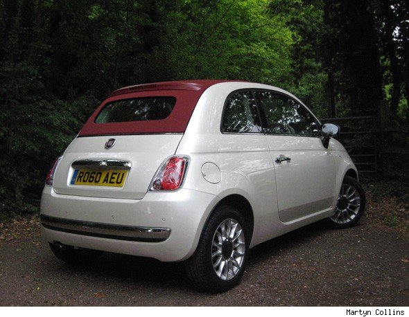fiat 500c twinair lounge road test aol uk cars. Black Bedroom Furniture Sets. Home Design Ideas