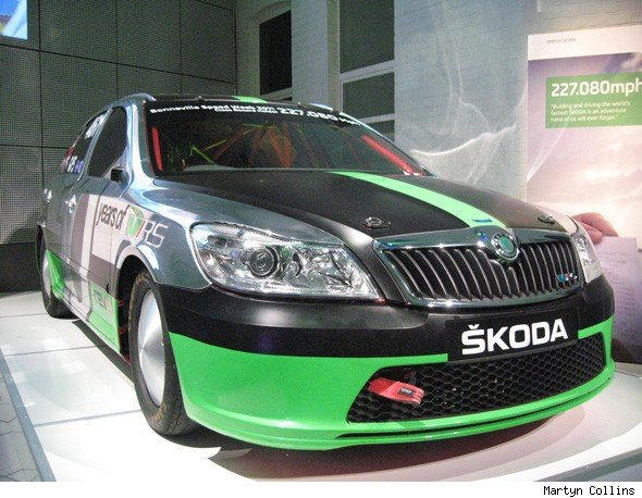 Vrs Not The First Fast Skoda Cars Aol