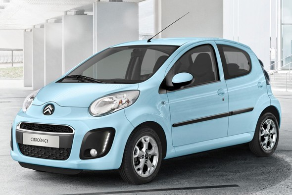 peugeot 107 and citroen c1 evolve to take on the vw up - aol uk cars
