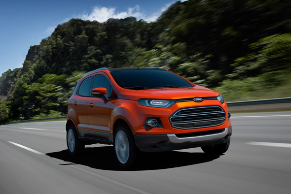 Ford Ecosport Diddy Suv Revealed Aol Uk Cars