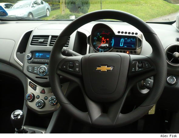 Chevrolet Aveo 13 Vcdi Lt First Drive Review Aol