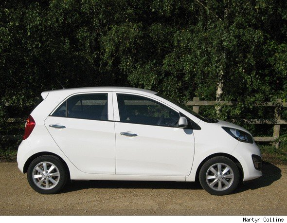 kia picanto 2 ecodynamics road test aol uk cars. Black Bedroom Furniture Sets. Home Design Ideas