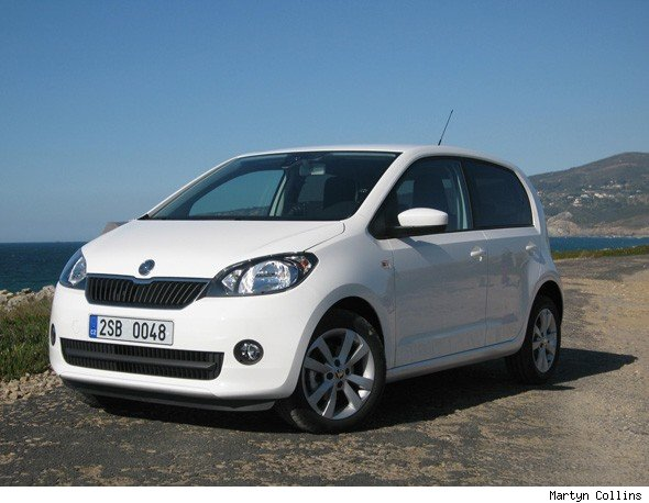 skoda citigo first drive review aol. Black Bedroom Furniture Sets. Home Design Ideas