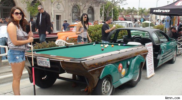 Mph Mobile Pool Tablegive Us A Break AOL - Mobile pool table