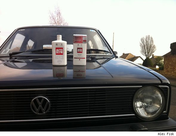 Autoglym Super Resin Polish Review Aol