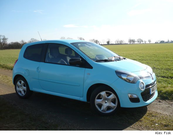 renault twingo dynamique 1 2 16v first drive review aol. Black Bedroom Furniture Sets. Home Design Ideas