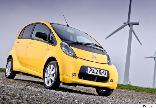 Peugeot And Citroen Cut Electric Car Prices Aol Uk Cars