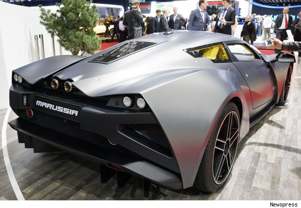 The Geneva Motor Show S Most Rare And Unusual Cars