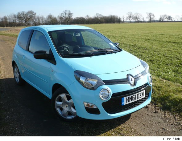 Renault Twingo Dynamique 12 16v First Drive Review Aol