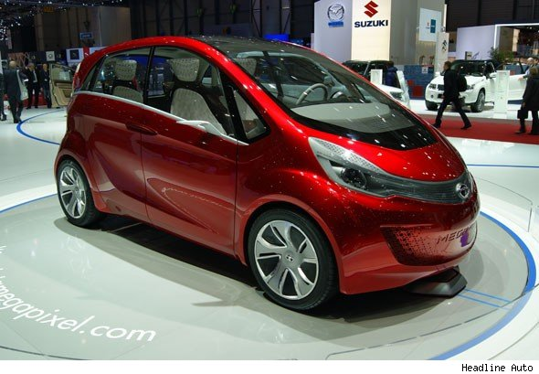 Innovations The Best Tech At The Geneva Motor Show Aol