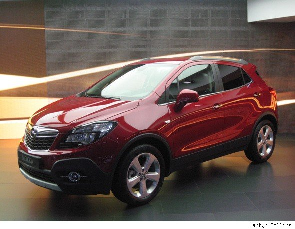 geneva motor show vauxhall mokka aol uk cars. Black Bedroom Furniture Sets. Home Design Ideas