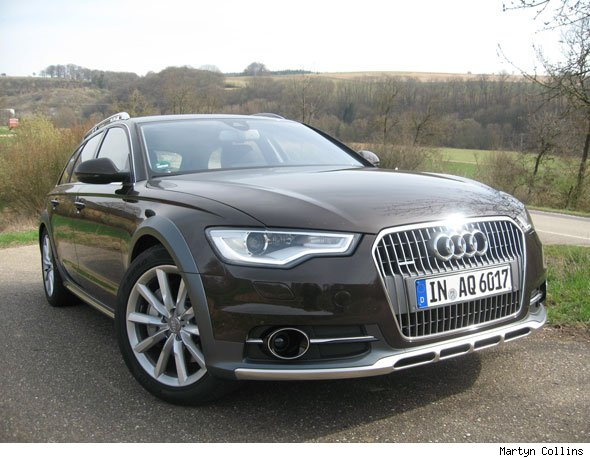 audi a6 allroad first drive review aol. Black Bedroom Furniture Sets. Home Design Ideas