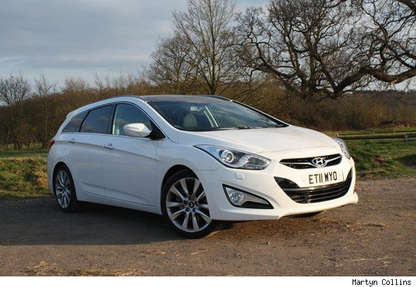 hyundai i40 tourer 1 7 crdi premium road test review aol uk cars. Black Bedroom Furniture Sets. Home Design Ideas